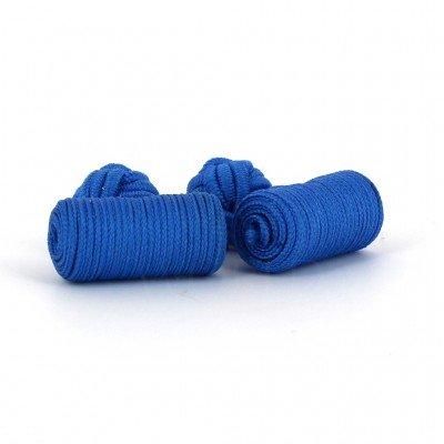 Gemelos Barril Azul