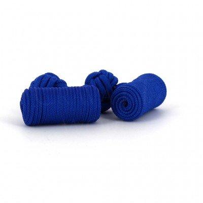 Gemelos Barril Azul Marino