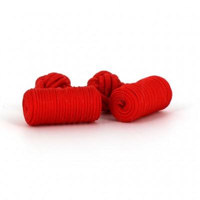 Gemelos Barril Rojo Escarlata
