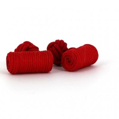 Gemelos Barril Rojo