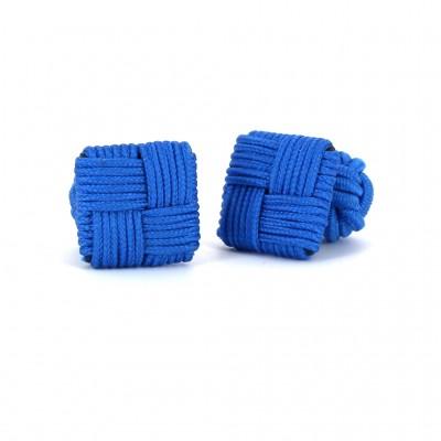 Gemelos Cuadrado Azul