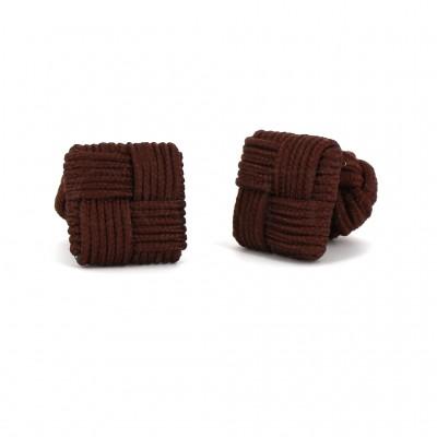 Gemelos Cuadrado Chocolate