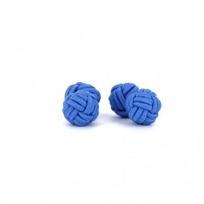 Gemelos Doble Bola Azul Celeste