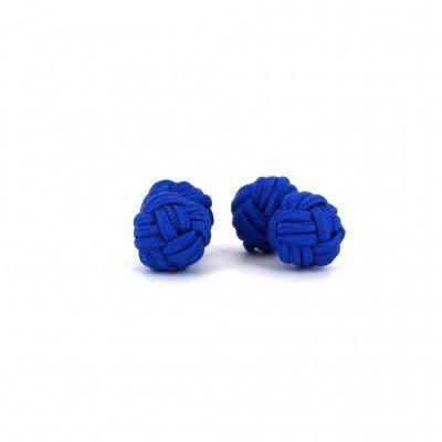 Gemelos Doble Bola Azul Marino