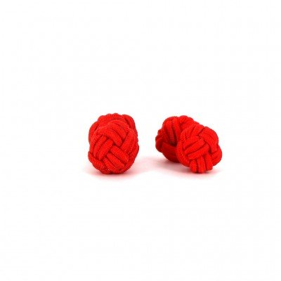 Gemelos Doble Bola Rojo Escarlata