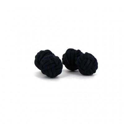 Gemelos Doble Bola Negro Carbón