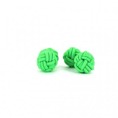 Gemelos Doble Bola Verde Claro