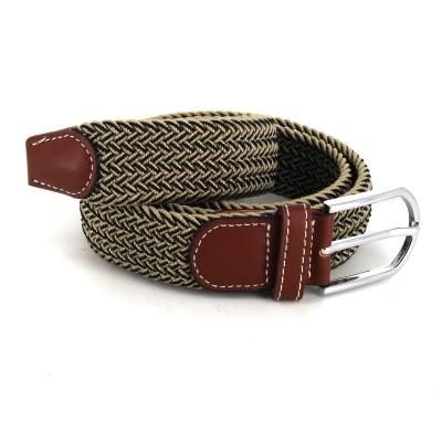 estilo atractivo vendido en todo el mundo buscar autorización Cinturón Elástico Dorado y Negro | Cravatta World