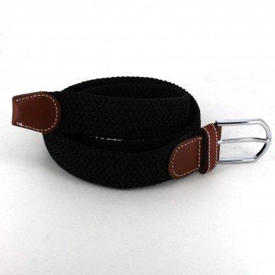 Cinturón Elástico Negro I