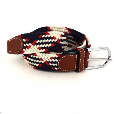 Cinturón Elástico Tricolor I