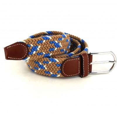 Cinturón Elástico Tricolor II