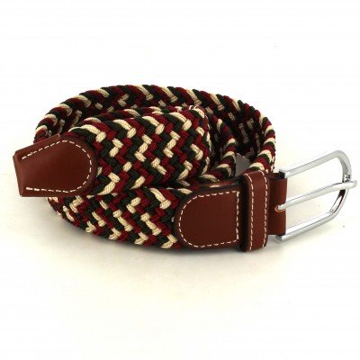Cinturón Elástico Tricolor III