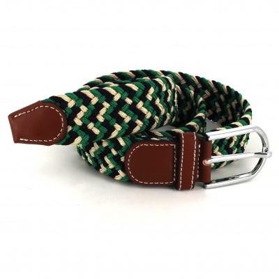 Cinturón Elástico Tricolor IV