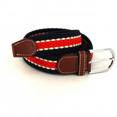 Cinturón Elástico Tricolor VII