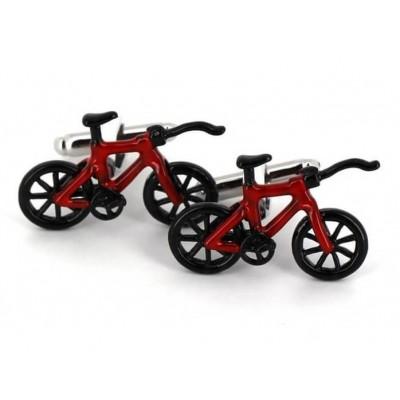 Gemelos Bicicletas Rojas