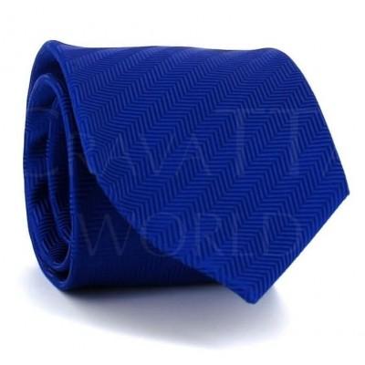 Corbata Espiga Azul Marino