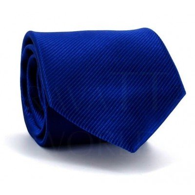 Corbata Lisa Azul Marino