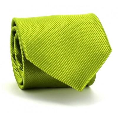 Corbata Lisa Verde Lima