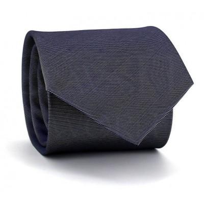Corbata Lisa Azul Raya Horizontal