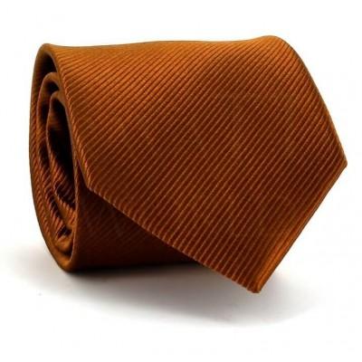 Corbata Lisa Bronce
