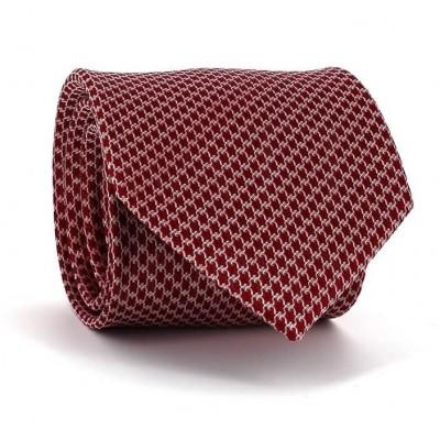 Corbata Cadenas Roja