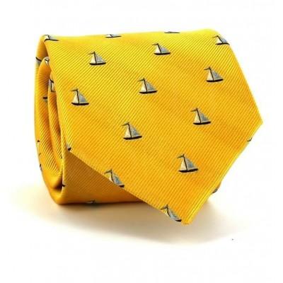 Corbata Amarilla Veleros