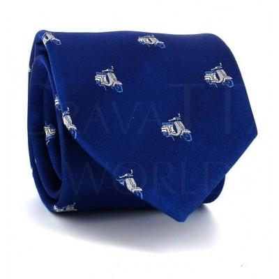 Corbata Vespas Azul