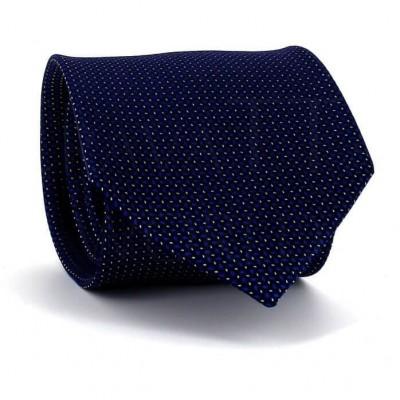 Corbata Motas Azul