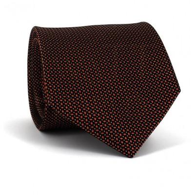 Corbata Motas Negra