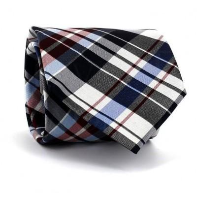 Corbata Cuadros Escoceses Multicolor