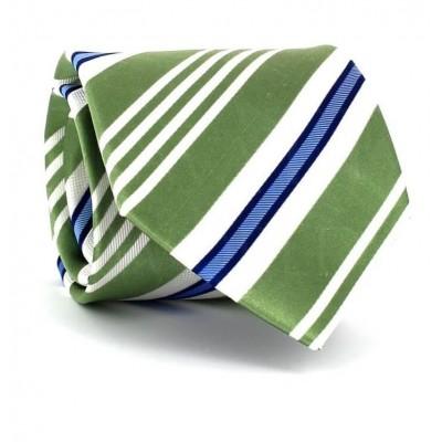 Corbata Rayas Verde