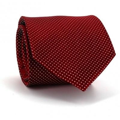 Corbata Puntos Roja
