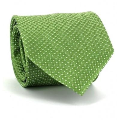 Corbata Puntos Verde