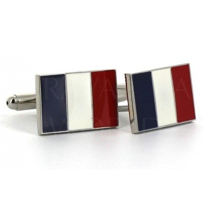 Gemelos Banderas  Francia