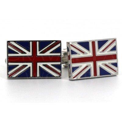 Gemelos Bandera Reino Unido