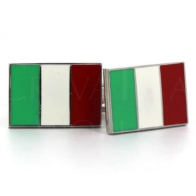 Gemelos Banderas Italia