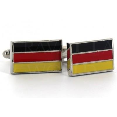 Gemelos Banderas Alemania