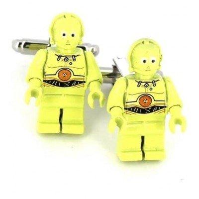 Gemelos C-3PO Lego