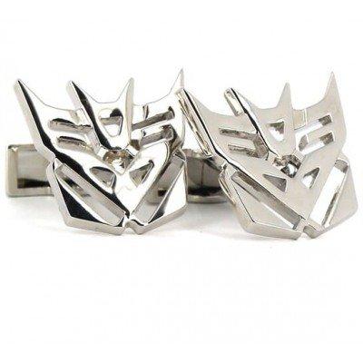 Gemelos Transformers Decepticons Plateados