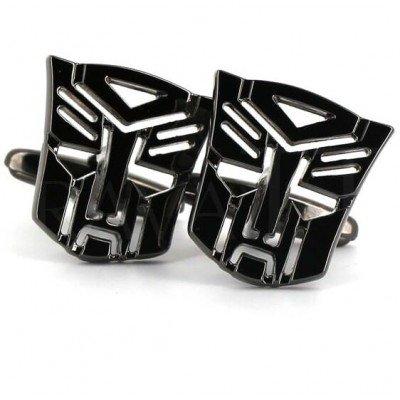 Gemelos Transformers Autobots Negros