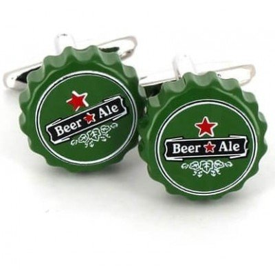 Gemelos Chapas de Cervezas