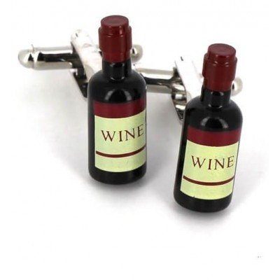 Gemelos Botellas de Vino