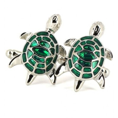 Gemelos Tortugas Verdes