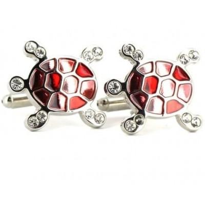Gemelos Tortugas Rojas