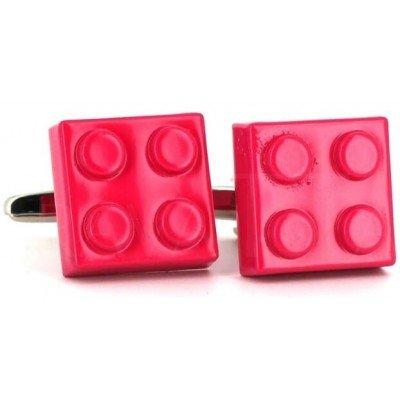 Gemelos Lego Fucsia