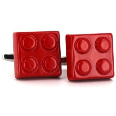 Gemelos Lego Rojo