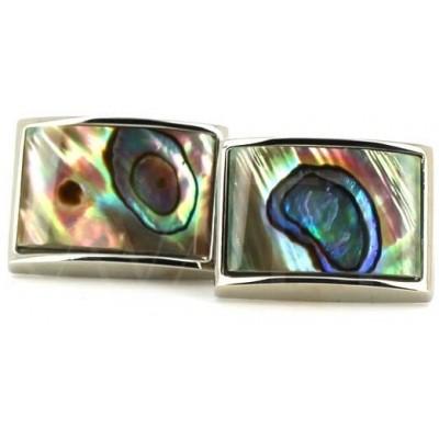 Gemelos Nácar Multicolor II