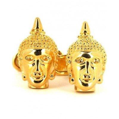 Gemelos Budas Dorados