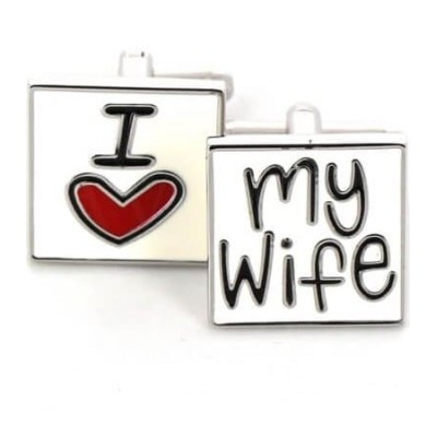 GEMELOS I LOVE MY WIFE