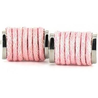 Gemelos Cuerdas Rosas